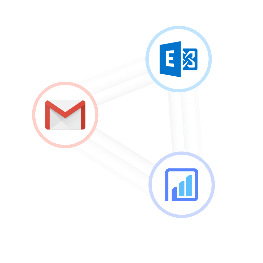 Gmail and Exchange Integration